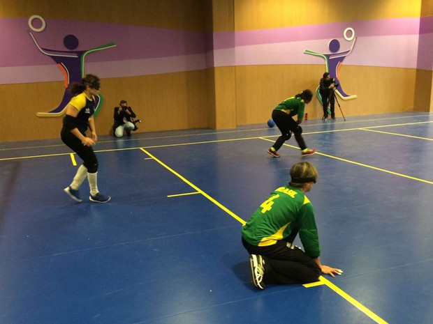 Centro paralímpico atente a 15 modalidades esportivas (Foto: Tatiana Santiago/G1)