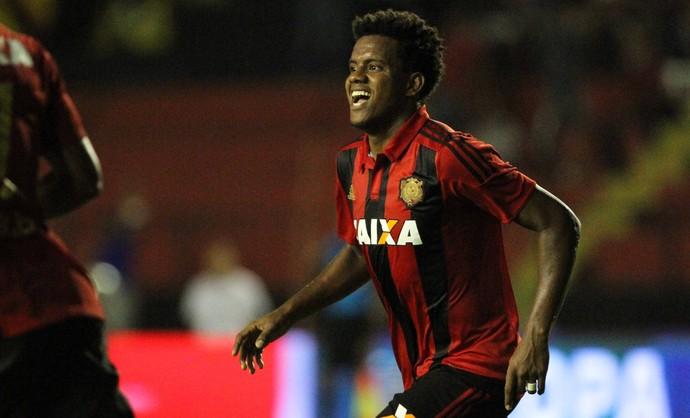 Sport x Fortaleza; Rithely (Foto: Marlon Costa / Pernambuco Press)