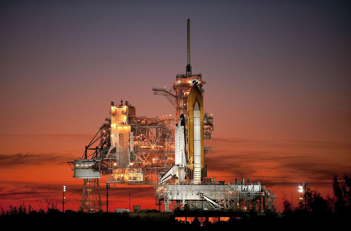 (Foto: NASA/Bill Ingalls/Domínio Público)