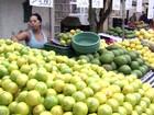 Feira livre do bairro Aparecida muda de endereço na quarta-feira