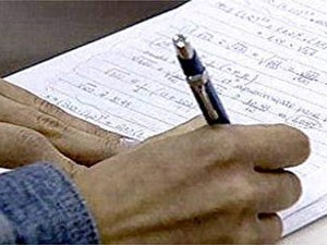Estudo para concursos públicos (Foto: TV Globo/Reprodução)