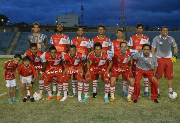 Equipe titular deve ser a mesma que iniciou jogando na última quarta  (Foto: (Willian Tadelli/Assessoria Araxá EC))