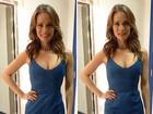 Qual peça do look da Mariana Ximenes mais combina com você?