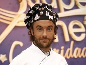 Kayky Brito - Super Chef (Foto: TV Globo / Mais Você)