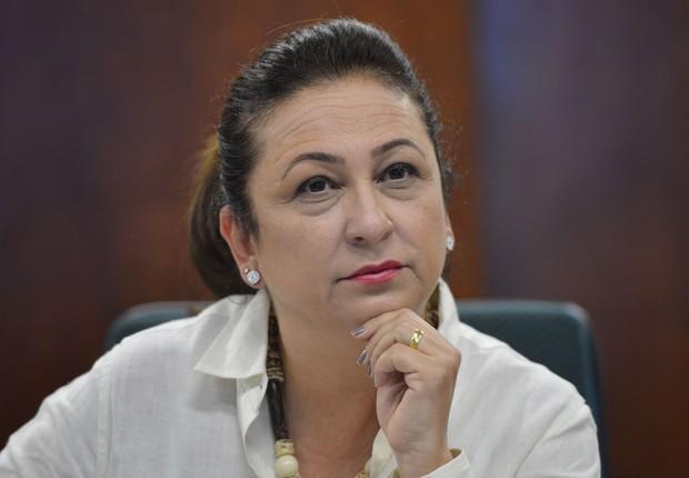 Kátia Abreu (Foto:  Antônio Cruz/ Agência Brasil)