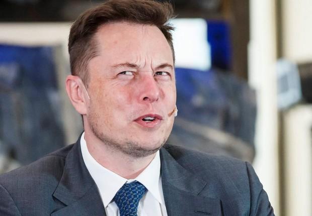 O empreendedor Elon Musk (Foto: Scanpix/Heiko Junge/via Reuters)
