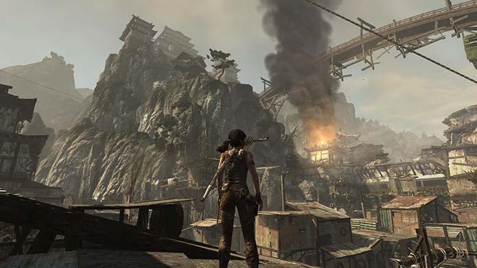 Tomb Raider (Foto: Reprodução)