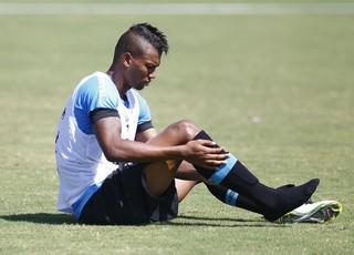 Walace Grêmio treino CT Luiz Carvalho (Foto: Lucas Uebel/Divulgação Grêmio)
