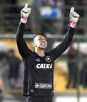 Sidão Botafogo X Corinthians (Foto: Jorge Rodrigues / Estadão Conteúdo)