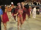 Veja as musas nos desfiles do carnaval de São Paulo neste sábado, 1º