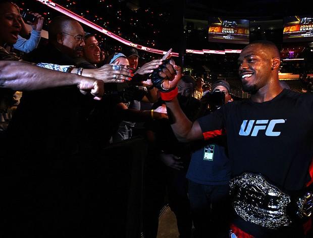 UFC 145 jon jones (Foto: Agência Getty Images)