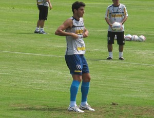 matheus botafogo (Foto: Thales Soares/GLOBOESPORTE.COM)