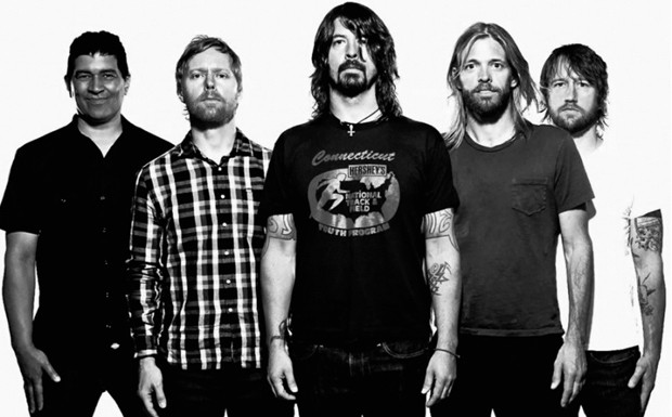 Foo Fighters (Foto: Divulgao)