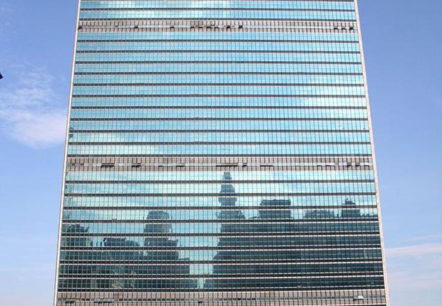 Prédio da ONU (Foto: Wikimedia Commons)