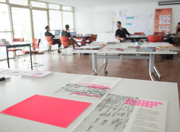 Bienal de arquitetura (Foto: Foto: Mayra Azzi)