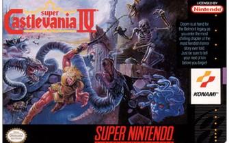 Super Castlevania IV (Foto: Divulgação)