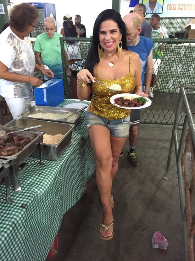 Solange Gomes (Foto: Marcia Machado / Divulgação)