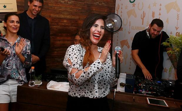 SPFW Wanessa Camargo (Foto: Ricardo Leal)