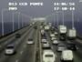 Rio - 14h: Travessia da Ponte Rio-Niterói chega a 45 minutos