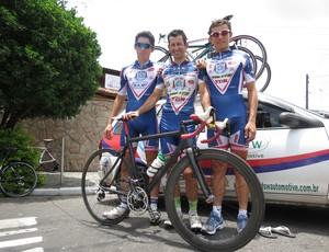 Equipe de ciclismo de Suzano vence na categoria Elite (Foto: Arquivo Pessoal)