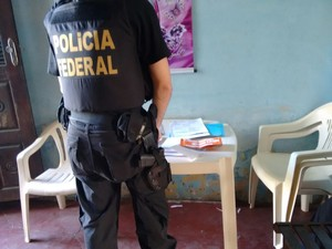 PF prende suspeitos por fraudes que custaram R$ 950 mil ao INSS no MA (Foto: Divulgação / PF)
