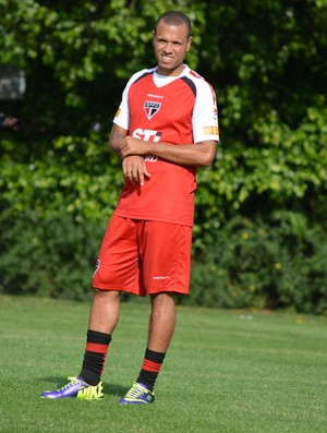 Luis Fabiano (Foto: Site Oficial / saopaulofc.net)