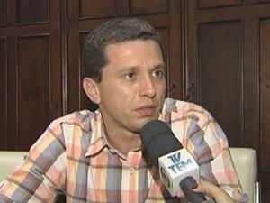 Fausto Pinato (Foto: Reprodução/ TV TEM)