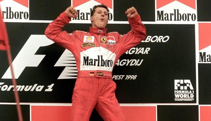 Michael Schumacher Ferrari (Foto: Getty Images)