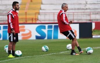 Fernandes lamenta divergência no Bota-SP, saúda reforços e pede mais