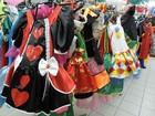 Fantasias infantis conquistam foliões e são as mais vendidas no Recife