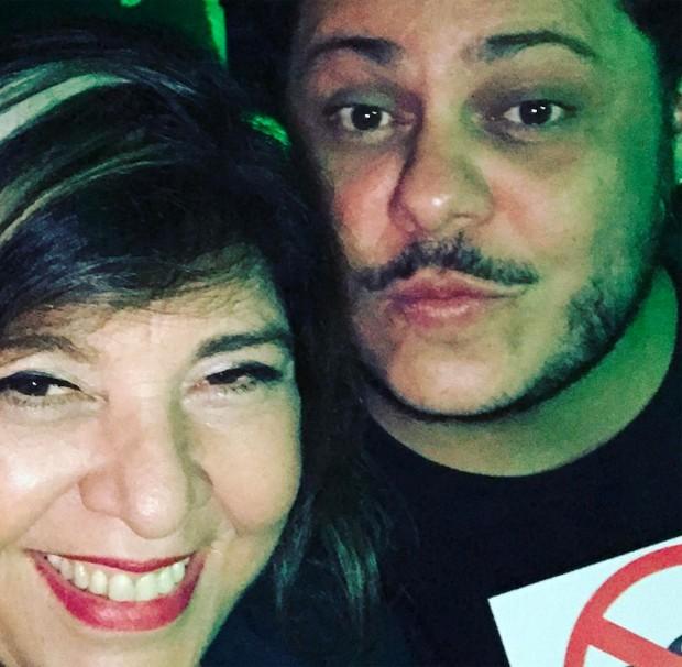 Roberta Miranda e Marcus Majella (Foto: Reprodução/Instagram)