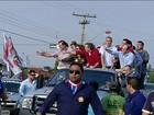 Baleado em carreata, vice-governador José Eliton está em UTI de Goiânia