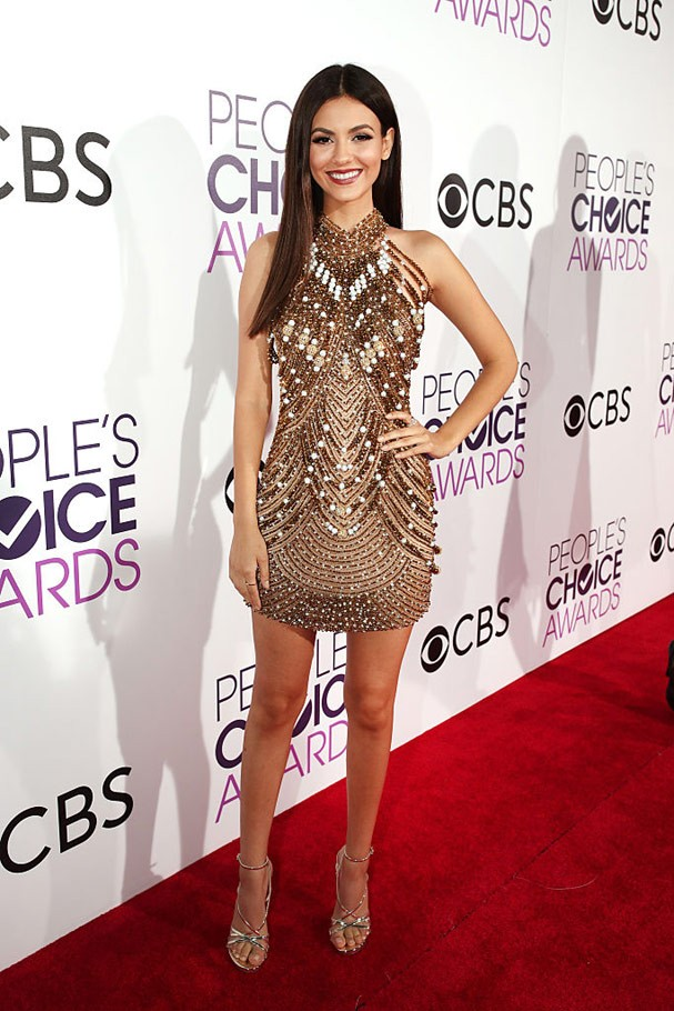 Victoria Justice (Foto: Christopher Polk / Getty Images)