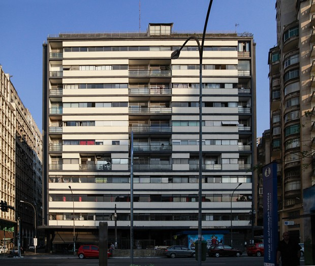10 edifícios assinados para morar em São Paulo (além do Copan) (Foto: Milena Leonel)