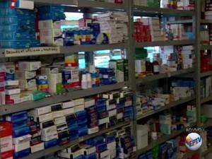 Abrigo precisa de medicamentos (Foto: Reprodução/EPTV)