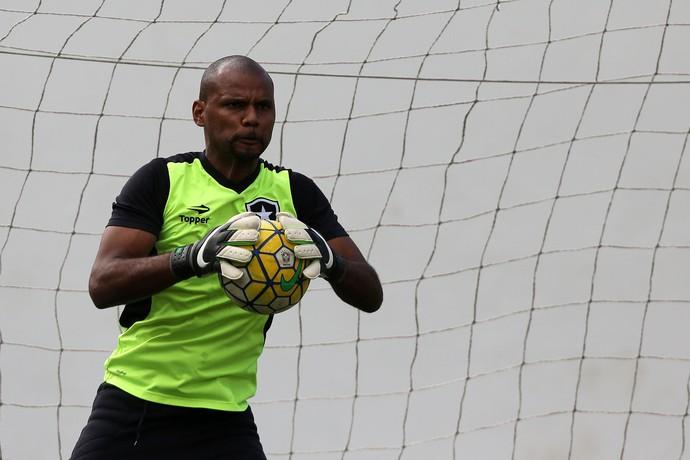 Jefferson Botafogo (Foto: Vítor Silva/SSPress/Botafogo)