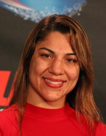 Bethe Correia UFC 177 (Foto: Evelyn Rodrigues)