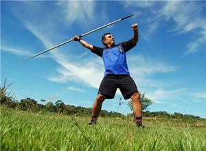 Cabo da Costa, atleta master (Foto: Cabo da Costa/Arquivo Pessoal)