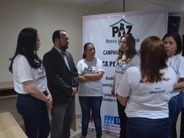 OAB, Amapá, Comissão Nacional da Mulher Advogada (Foto: Jorge Abreu/G1)