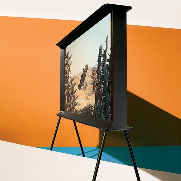 Samsung Serif TV  (Foto: Divulgação)