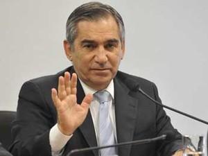 Ministro da Secretaria da Presidência da República Gilberto Carvalho  (Foto: Antônio Cruz/ABr)