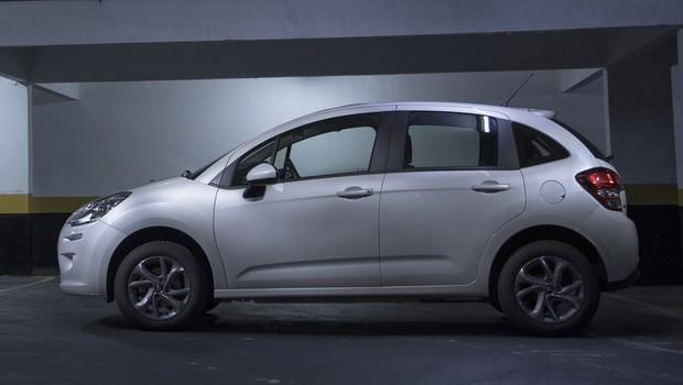 Citroën C3 1.2 PureTech Tendance (Foto: Fábio Aro / Autoesporte)