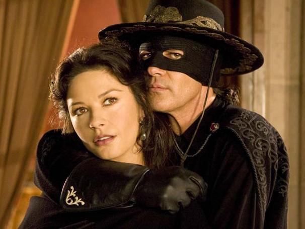 Máscara Zorro (Foto: Divulgação/ TV Globo)