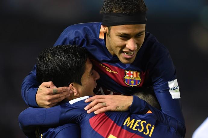 Neymar Barcelona River Mundial de Clubes (Foto: Reuters)