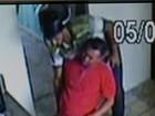 Ladrões abandonam carro roubado em igreja após perseguição no DF