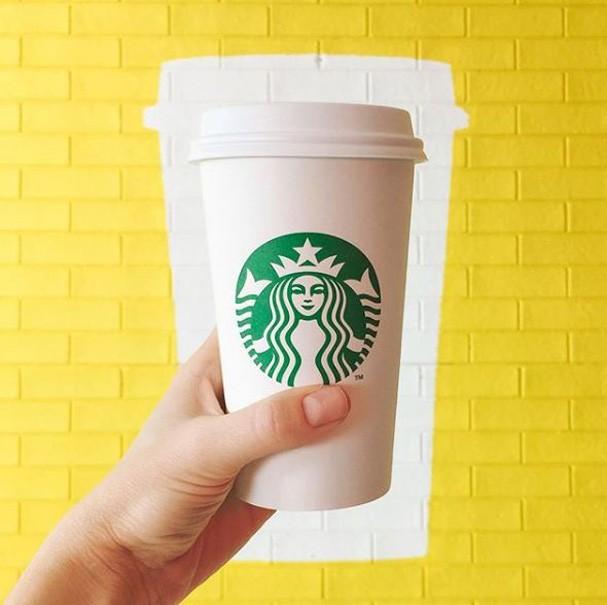 Starbucks lança promoção (Foto: Reprodução/Instagram)