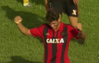 Garoto do Sport bate jovens de Timão e Grêmio e leva golaço da Copinha