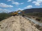 IMA flagra canal desviando água do Rio São Francisco em Traipu, Alagoas