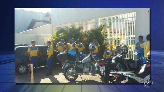 Protesto de trabalhadores paralisa serviços em Itapetininga e região