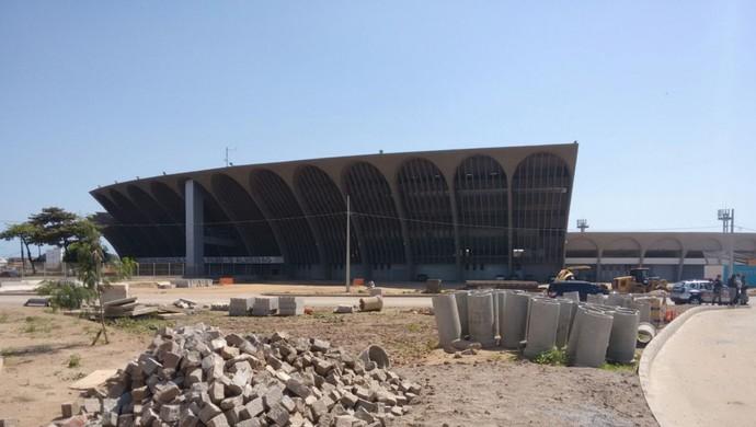 Estádio Almeidão (Foto: Divulgação MPE-PB)